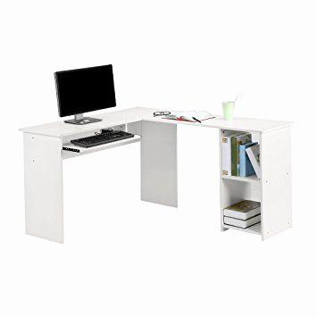 30 Luxury White Desk with Keyboard Tray Pictures