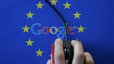 EU hits Google with $2.7bn fine over abuse of market dominance