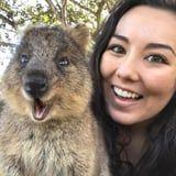 You Can Take Selfies With Friendly Quokkas on This Island, and We're Already Booking Flights