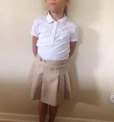 This Mom Is Suing Her Daughter's School Over the Dress Code, and Who Can Blame Her?