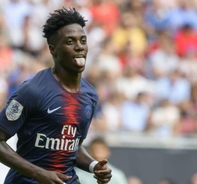 USMNT star Weah excited by future after opening PSG goal account
