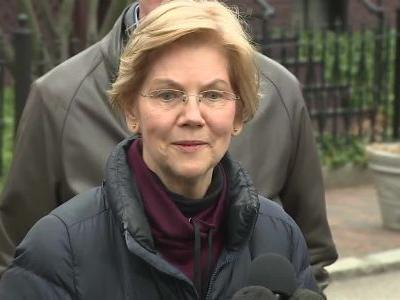 Warren picks a faded mill city for presidential announcement