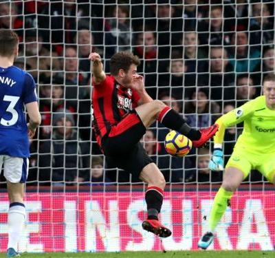 Bournemouth 2 Everton 1: Late Fraser second ends hosts' eight-match winless run