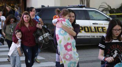 1 dead, multiple injured San Antonio shopping mall shooting