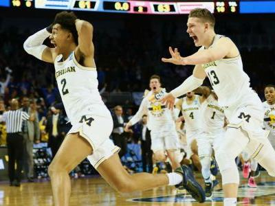 Michigan's Jordan Poole hit same buzzer-beater in high school