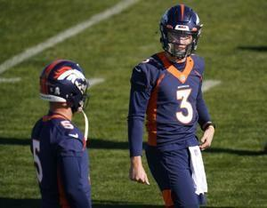 AP sources: NFL DQs Broncos QBs for not wearing masks
