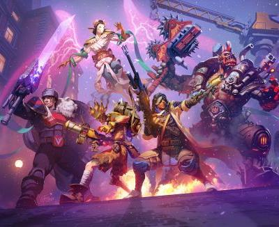 A whole lot more Overwatch is getting injected into Heroes of the Storm