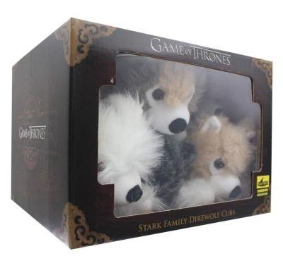 Oh My Ghost! Your Kids Don't Need to Watch Game of Thrones to Love Target's Direwolves