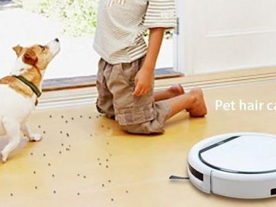 Just Give In and Buy a Robotic Vacuum Already; It's Only $112 Today