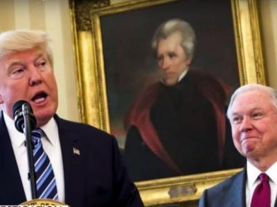 Trump Reportedly Has a Plan to Fire Jeff Sessions and Replace Him With EPA Chief Scott Pruitt