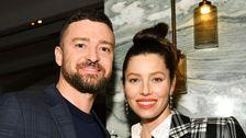 Justin Timberlake Reveals He And Jessica Biel Welcomed A New Son, Phineas