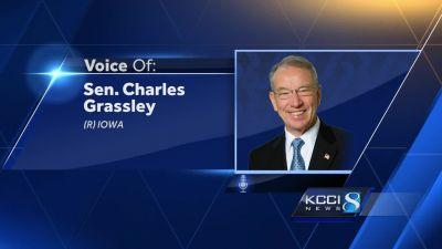 Sen, Charles Grassley responds to Donald Trump Jr. meeting