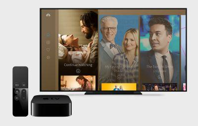 You only have to log into NBC's app once across Apple devices