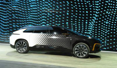 CES 2017: Faraday Future FF91, Toyota Concept-i Among Top Driverless Cars At Event