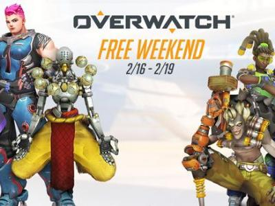 PSA: Earn Lunar New Year Skins in the Overwatch Free Weekend, Starting Today