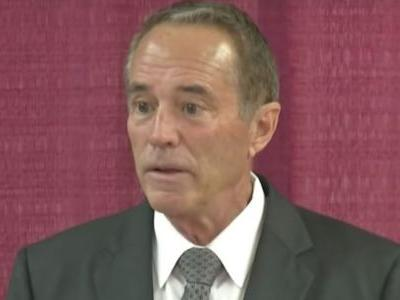 GOP Rep. Chris Collins Announces He's Suspending His Campaign After Indictment