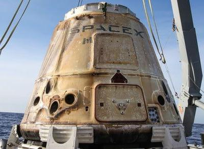 SpaceX experiences problem during test, Crew Dragon capsule may have exploded