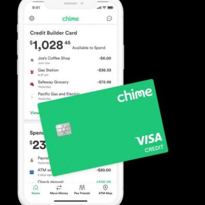 U.S. challenger bank Chime launches Credit Builder, a credit card that works more like debit