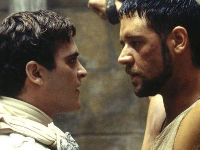 Russell Crowe's Contributions To The Gladiator Script Have Been 'Greatly Exaggerated,' According To The Movie's Producer