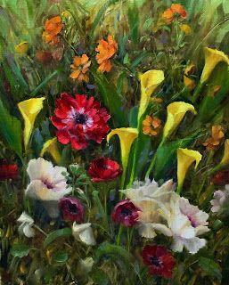 How Does Your Garden Grow by artist Pat Meyer