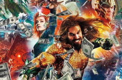 Aquaman About to Swim Past $1 Billion at the Box OfficeAnalysis