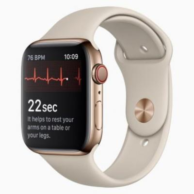 Apple Watch Series 4 Pre-Orders Reportedly Above Expectations