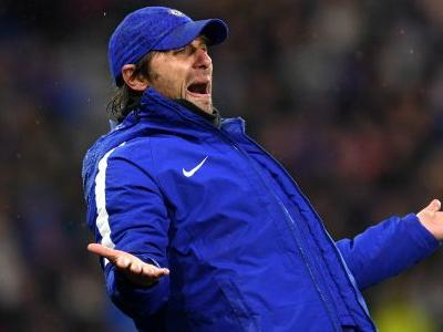 'Bull****' to suggest Chelsea can catch Man City - Conte