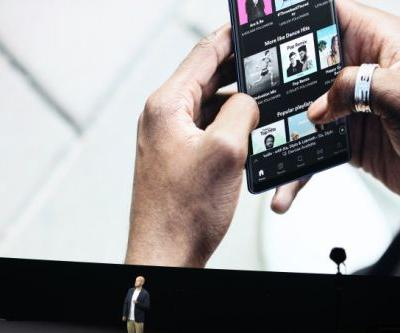 Samsung announces Spotify as its go-to music partner
