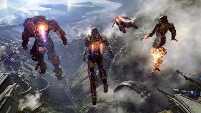 "Anthem is ""science fantasy"" like Star Wars and the Marvel Universe, not ""real hardcore science fiction"" like Mass Effect, says Bioware"