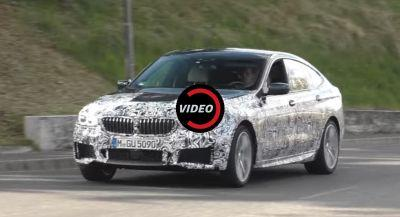 You'll Never See A 2018 BMW 6-Series GT Driven Like This On The Road