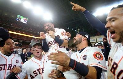 Astros waltz into World Series with decisive Game 7 victory