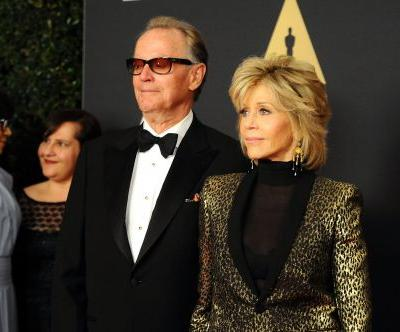 "Jane Fonda Pays Tribute to Peter Fonda Following His Death: ""He Went Out Laughing"""