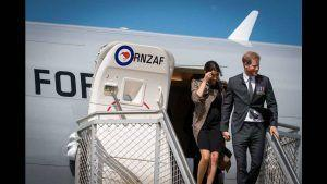 New Zealand Welcomes the Duke and Duchess Of Sussex