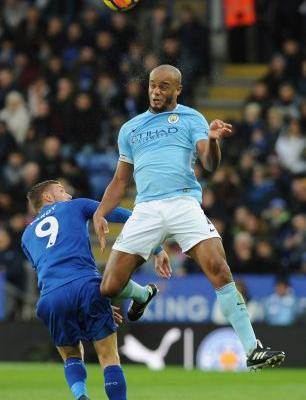 City beats Leicester but could be without Stones for 6 weeks