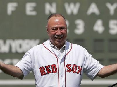Jerry Remy will be on mound before Game 2 of the World Series