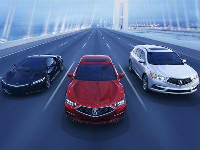 Acura's flagship luxury sedan is getting a stylish new look and supercar tech