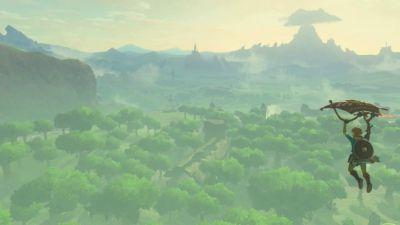 Zelda: Breath of the Wild runs better on Switch than on Wii U, might output in 900p in docked mode