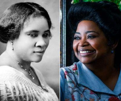 Netflix's Self Made Is Based on Madam C.J. Walker's Inspiring Life - Here's the True Story