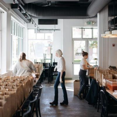 How Local Restaurants Are Supporting Their Communities