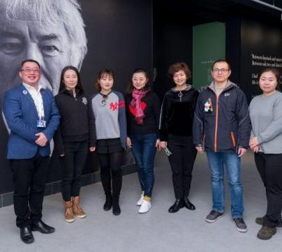 Chinese travel agents discover Northern Ireland