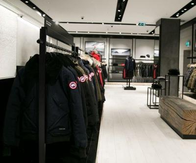 Look Inside Canada Goose's First European Space