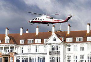 Anger, praise in Scotland as losses mount at Trump's resorts