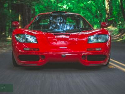'R300 Million' McLaren F1 Is Up For Sale in The United States