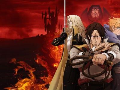 Season Two of Netflix's Castlevania series will be ready for Halloween