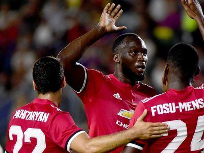 'I'm here to score goals' - Lukaku delighted to open Man Utd account following £75m move