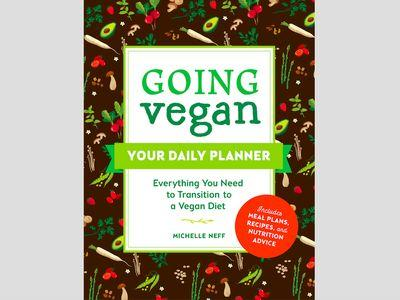 Going vegan? Use this 12-week daily planner