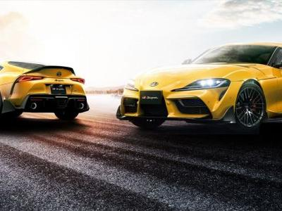You Can Already Buy TRD Tuning Parts For The A90 Toyota GR Supra