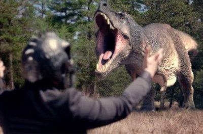 Jurassic Games Trailer Is Jurassic Park Meets Hunger Games on
