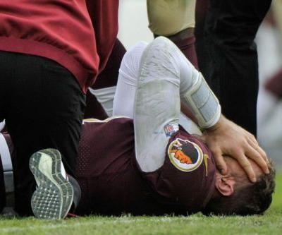 Redskins are preparing for the worst with Alex Smith