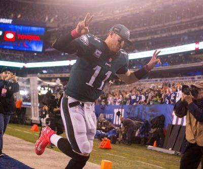 Carson Wentz, Eagles agree to four-year, $128 million contract extension